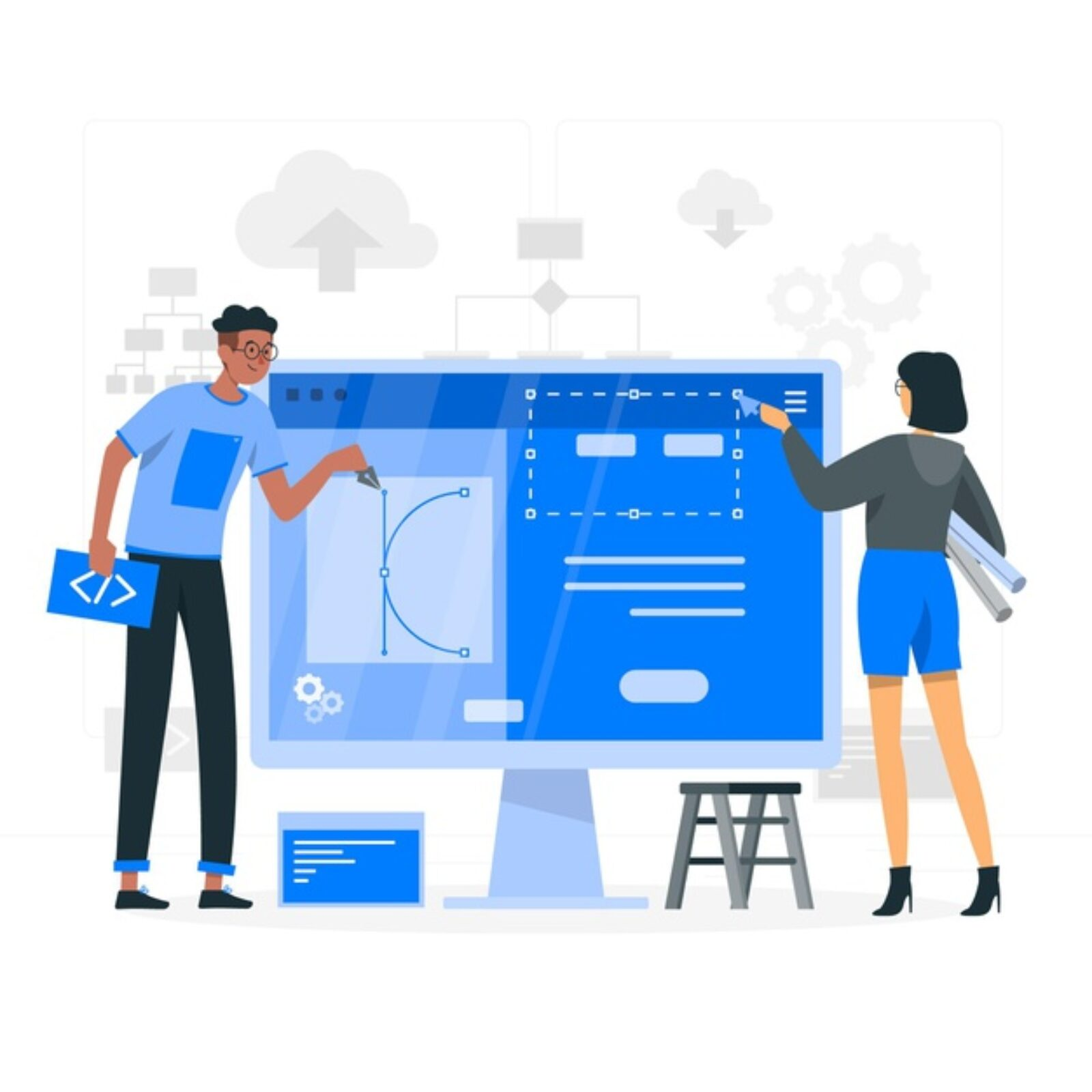Advantages of Website Redesigns